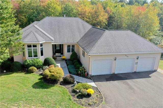 294 Wiese Road, Cheshire, CT 06410 (MLS #170344284) :: Coldwell Banker Premiere Realtors