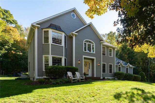 98 Blanket Meadow Road, Monroe, CT 06468 (MLS #170344294) :: GEN Next Real Estate