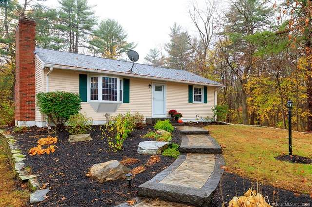 11 Anderson Road, Thompson, CT 06255 (MLS #170344302) :: Forever Homes Real Estate, LLC