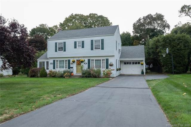 45 Forest Ridge Road, Waterbury, CT 06708 (MLS #170344305) :: Frank Schiavone with William Raveis Real Estate