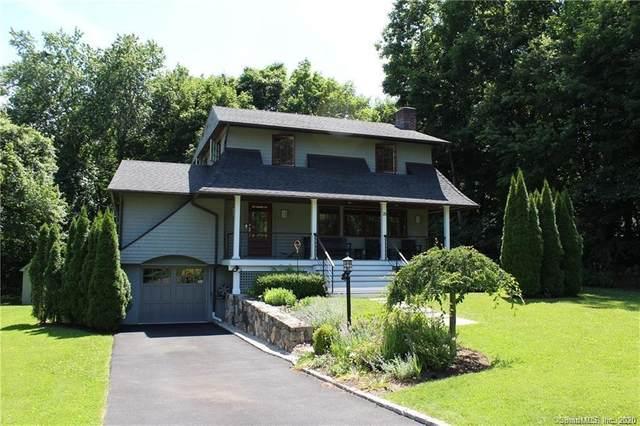 25 Steeple Top Road, Norwalk, CT 06853 (MLS #170344319) :: GEN Next Real Estate