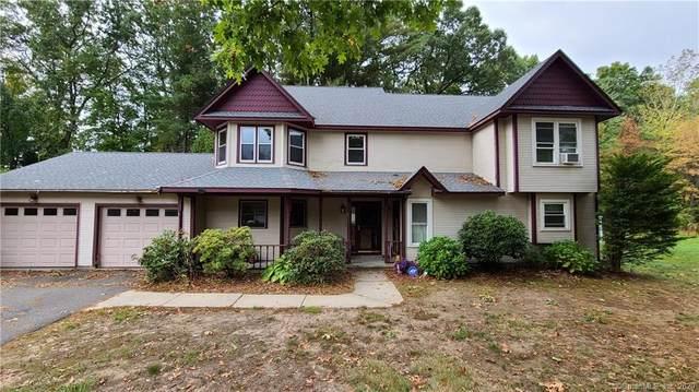 7 Arrowwood Circle #7, South Windsor, CT 06074 (MLS #170344335) :: GEN Next Real Estate