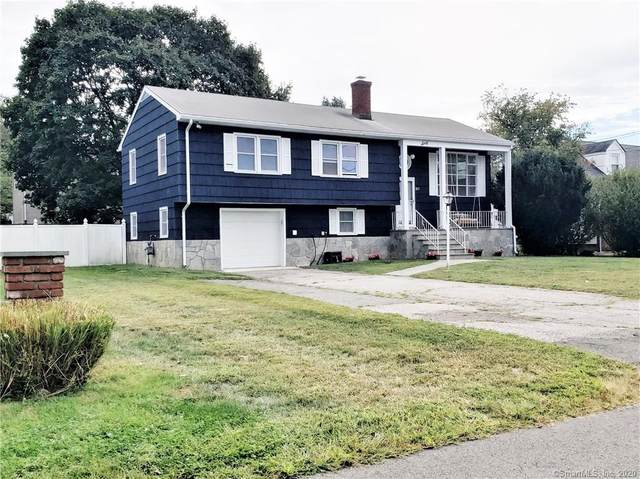 60 Tupper Drive, Stamford, CT 06902 (MLS #170344374) :: Frank Schiavone with William Raveis Real Estate