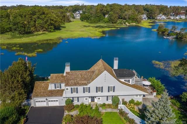 22 Pine Point Road, Norwalk, CT 06853 (MLS #170344376) :: GEN Next Real Estate