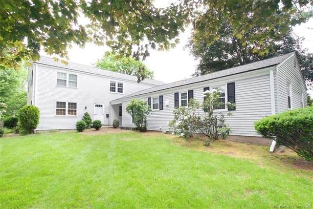 35 Butternut Drive #35, Glastonbury, CT 06033 (MLS #170344422) :: Frank Schiavone with William Raveis Real Estate