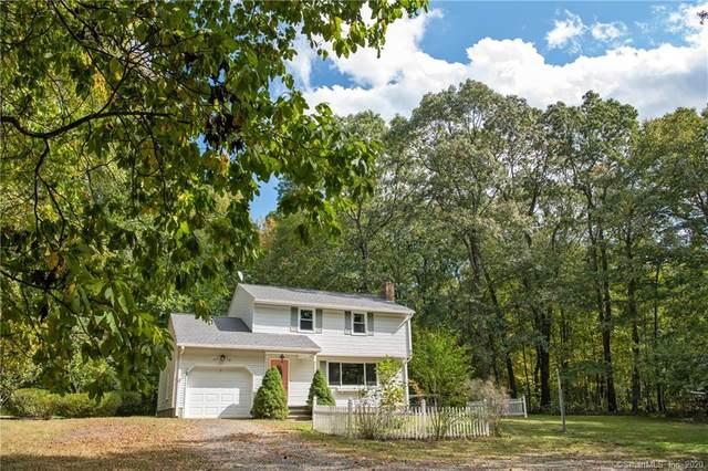 68 Eli Chapman Road, East Haddam, CT 06469 (MLS #170344441) :: GEN Next Real Estate