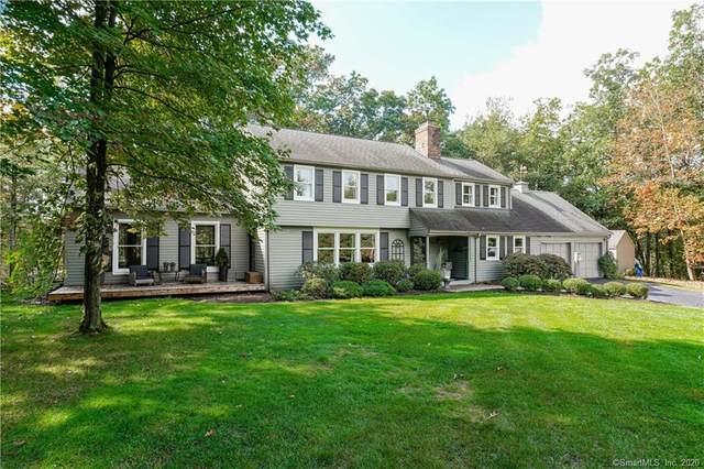 8 Sherwood Lane, Simsbury, CT 06092 (MLS #170344493) :: Kendall Group Real Estate | Keller Williams