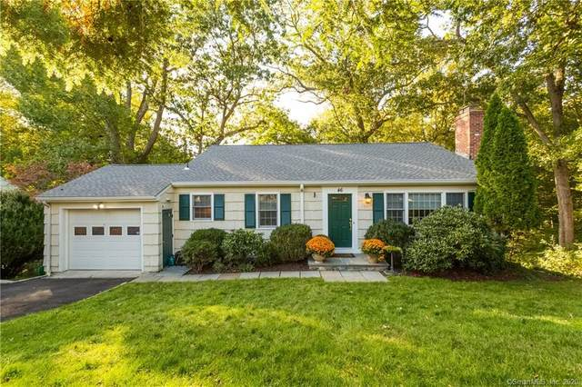 46 Mianus View Terrace, Greenwich, CT 06807 (MLS #170344561) :: Frank Schiavone with William Raveis Real Estate