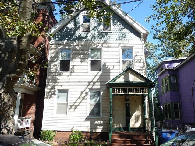 51 Lawrence Street, New Haven, CT 06511 (MLS #170344654) :: Frank Schiavone with William Raveis Real Estate