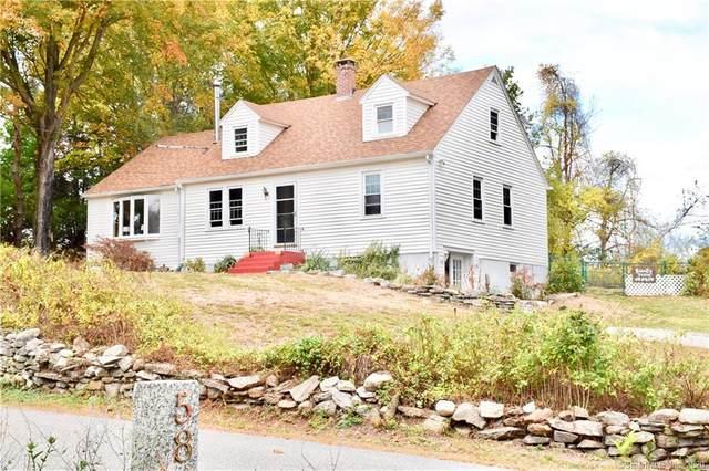 59 Wolf Den Drive, Pomfret, CT 06259 (MLS #170344732) :: Frank Schiavone with William Raveis Real Estate