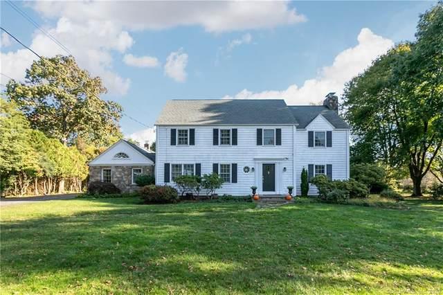 37 Ridgeway Road, Easton, CT 06612 (MLS #170344752) :: GEN Next Real Estate