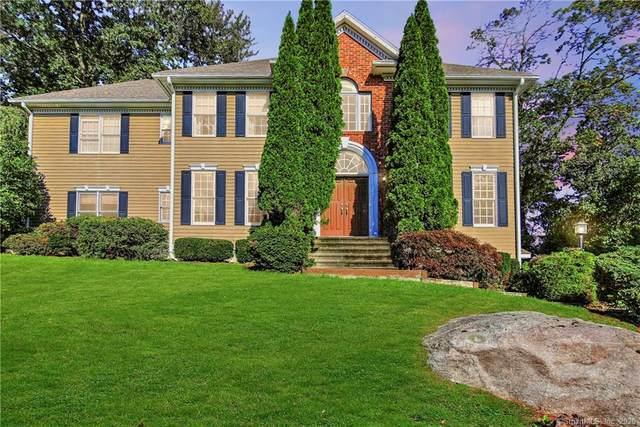 64 Wedgewood Road, Trumbull, CT 06611 (MLS #170344805) :: Michael & Associates Premium Properties | MAPP TEAM