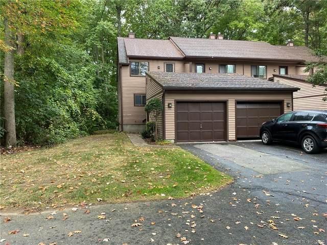 121 Wynwood Drive #121, Enfield, CT 06082 (MLS #170344820) :: GEN Next Real Estate