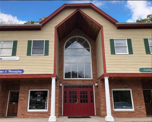 329 Main Street #207, Wallingford, CT 06492 (MLS #170344825) :: GEN Next Real Estate