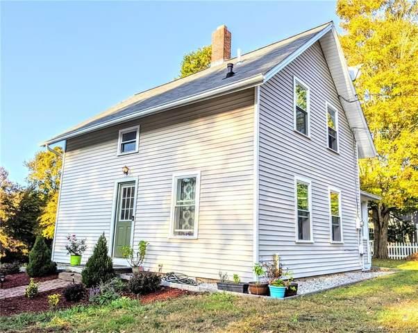 105 Falls Road, East Haddam, CT 06469 (MLS #170344828) :: Frank Schiavone with William Raveis Real Estate