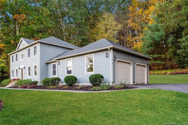 33 Oakridge, Farmington, CT 06085 (MLS #170344846) :: Hergenrother Realty Group Connecticut