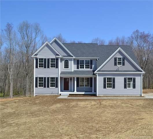 115-A Brushy Hill Road, Newtown, CT 06470 (MLS #170344847) :: Michael & Associates Premium Properties | MAPP TEAM