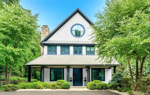83 Howard Road, Greenwich, CT 06831 (MLS #170344886) :: Frank Schiavone with William Raveis Real Estate