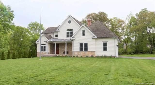 56 Westwood Drive, Easton, CT 06612 (MLS #170344896) :: GEN Next Real Estate