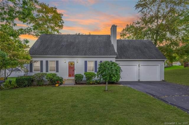 33 Amanda Circle, Windsor, CT 06095 (MLS #170344915) :: GEN Next Real Estate