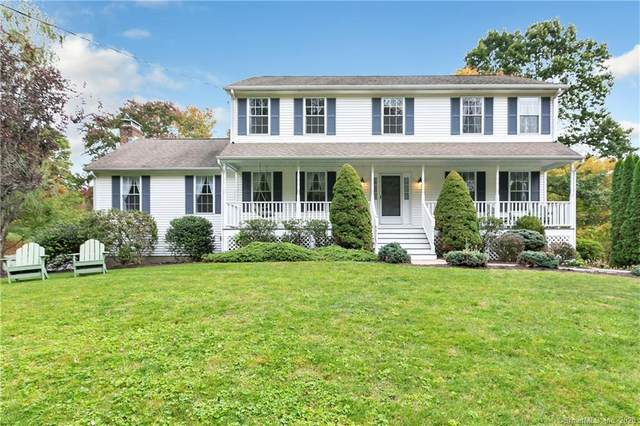 151 Beardsley Road, Shelton, CT 06484 (MLS #170344917) :: Kendall Group Real Estate | Keller Williams