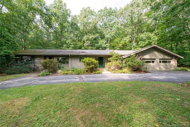 113 Beech Mountain Road, Mansfield, CT 06250 (MLS #170344950) :: Michael & Associates Premium Properties | MAPP TEAM