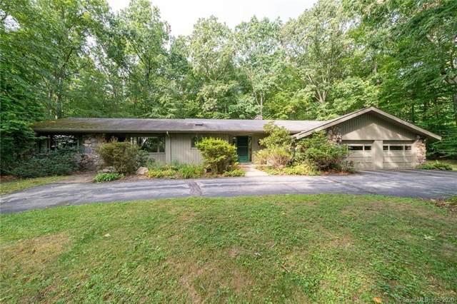 113 Beech Mountain Road, Mansfield, CT 06250 (MLS #170344950) :: GEN Next Real Estate