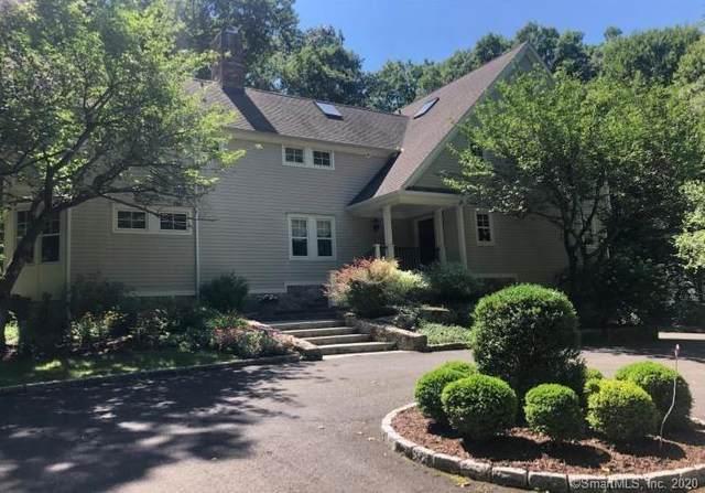 103 Wild Duck Road, Wilton, CT 06897 (MLS #170345001) :: Kendall Group Real Estate | Keller Williams