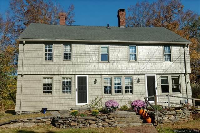 144 Maple Road, Mansfield, CT 06268 (MLS #170345055) :: Frank Schiavone with William Raveis Real Estate