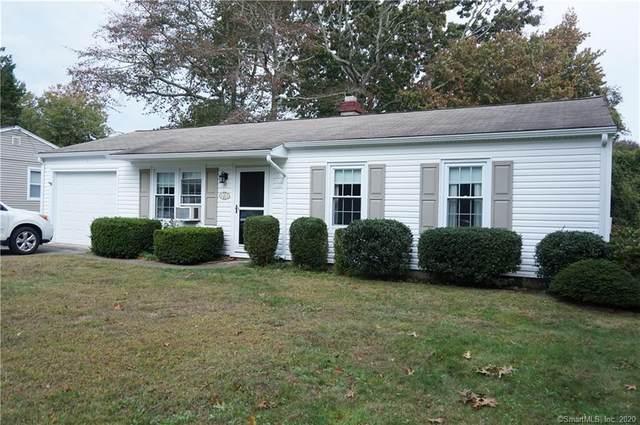 12 Attawan Road, East Lyme, CT 06357 (MLS #170345120) :: Kendall Group Real Estate | Keller Williams