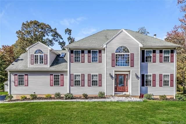 740 Still Hill Road, Hamden, CT 06518 (MLS #170345125) :: Frank Schiavone with William Raveis Real Estate
