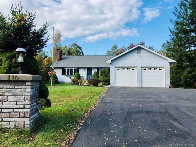 110 Mount Pleasant Road, Newtown, CT 06470 (MLS #170345127) :: Frank Schiavone with William Raveis Real Estate