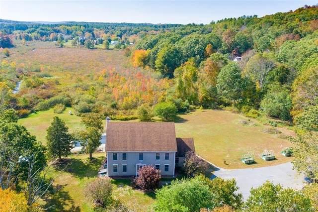 172 Snake Meadow Road, Plainfield, CT 06354 (MLS #170345194) :: Michael & Associates Premium Properties   MAPP TEAM