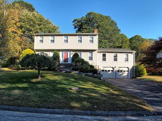 148 Lazy Brook Road, Monroe, CT 06468 (MLS #170345195) :: GEN Next Real Estate