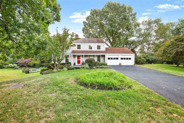 100 Ralsey Road, Stamford, CT 06902 (MLS #170345203) :: GEN Next Real Estate