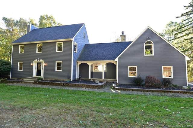 340 Turrill Brook Drive, Southbury, CT 06488 (MLS #170345212) :: Around Town Real Estate Team