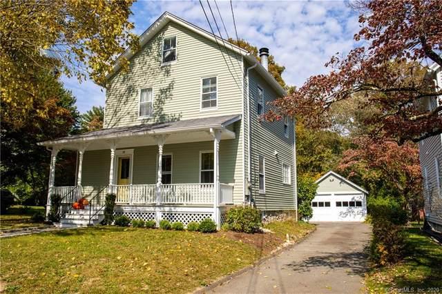 18 Chestnut Street, Darien, CT 06820 (MLS #170345229) :: GEN Next Real Estate