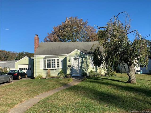 22 Belvidere Drive, Stratford, CT 06614 (MLS #170345251) :: Kendall Group Real Estate | Keller Williams