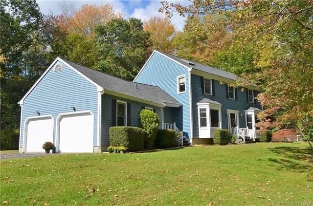 19 Cambridge Circle, New Milford, CT 06776 (MLS #170345257) :: GEN Next Real Estate