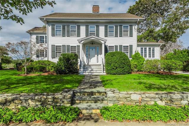 488 Main Street, Old Saybrook, CT 06475 (MLS #170345260) :: Frank Schiavone with William Raveis Real Estate
