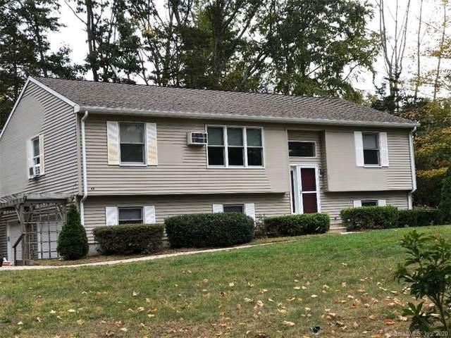 48 Falls Bashan Road, East Haddam, CT 06469 (MLS #170345265) :: GEN Next Real Estate