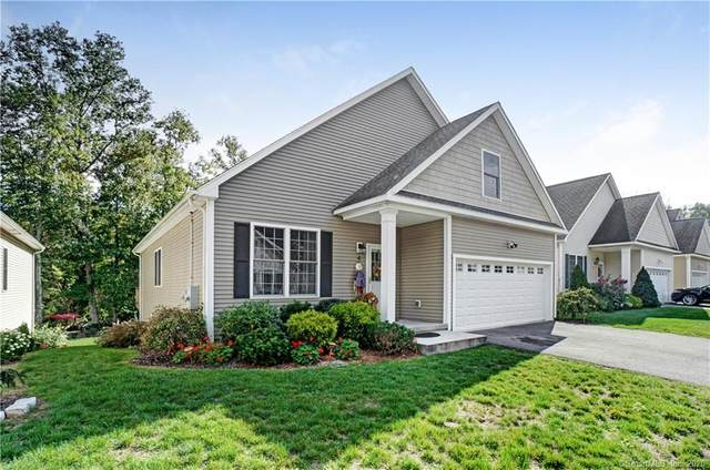 45 Pinehurst Drive #45, East Haven, CT 06513 (MLS #170345303) :: GEN Next Real Estate