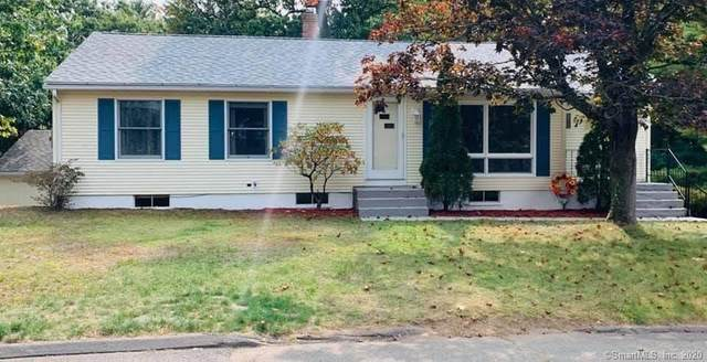 1 Henry Road, Enfield, CT 06082 (MLS #170345320) :: Frank Schiavone with William Raveis Real Estate