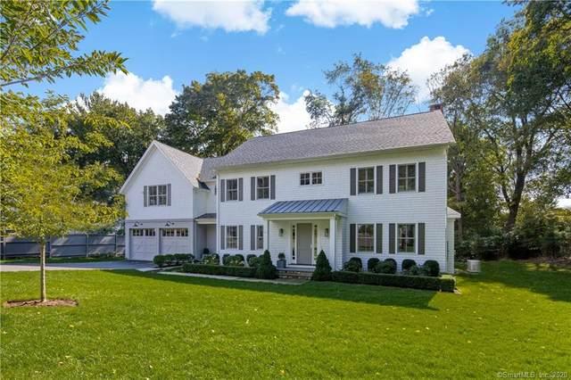 11 Ambler Road W, Westport, CT 06880 (MLS #170345351) :: Frank Schiavone with William Raveis Real Estate