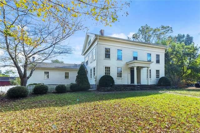 54 Moodus Leesville Road, East Haddam, CT 06469 (MLS #170345393) :: Frank Schiavone with William Raveis Real Estate