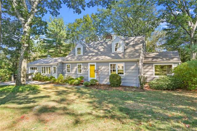 16 Great Hill Road, Darien, CT 06820 (MLS #170345424) :: Michael & Associates Premium Properties | MAPP TEAM