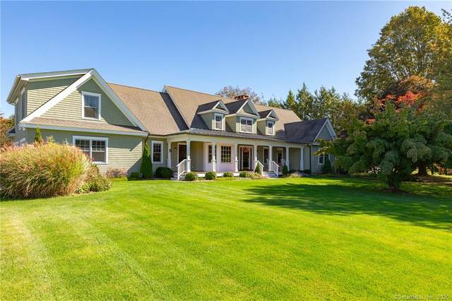 33 Ridgecrest Drive, Ridgefield, CT 06877 (MLS #170345426) :: Around Town Real Estate Team
