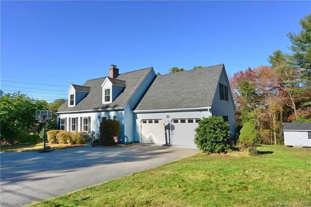 182 Fox Road, Putnam, CT 06260 (MLS #170345431) :: Kendall Group Real Estate | Keller Williams