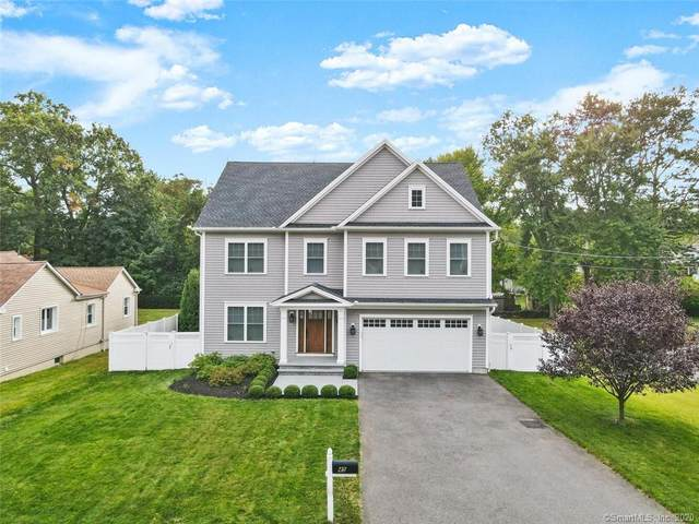 45 Jeniford Road, Fairfield, CT 06824 (MLS #170345441) :: Frank Schiavone with William Raveis Real Estate