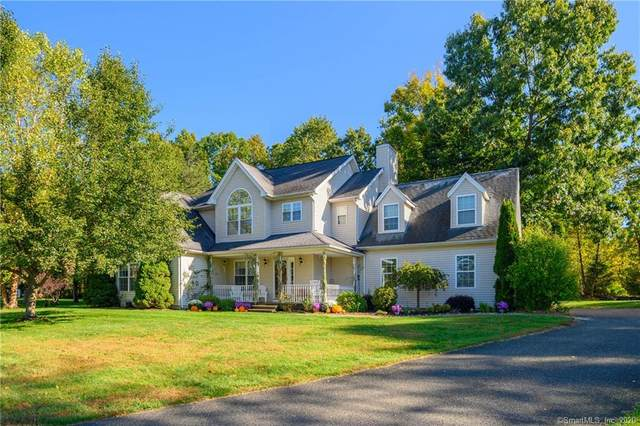 6 Buckboard Lane, New Milford, CT 06776 (MLS #170345448) :: Kendall Group Real Estate | Keller Williams